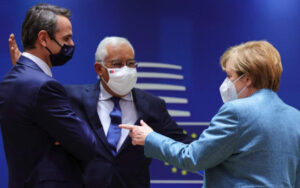 EU leaders weigh sanctions over Turkey's Med drilling work