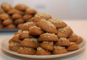 Five Traditional Greek Treats to Sweeten Up Your Christmas