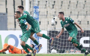 Panathinaikos wins Athens derby against AEK