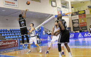 PAOK's Turner reminds fans of basketball's magic