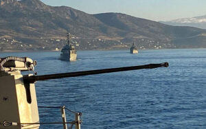 Turkey issues Navtex for firing exercise between Rhodes and Kastellorizo