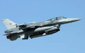 Turkish F-16s fly over eastern Aegean islets