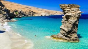Greece's Andros Island Beckons New York Times Readers