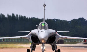 Greek lawmakers debate purchase of 18 Rafale fighter jets