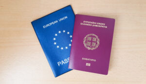 Greek Passport Ranked Among Strongest in the World for 2021