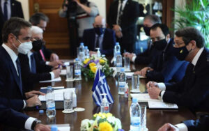 Greece, Cyprus coordinate tactics
