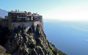 Mount Athos extends shut-down to visitors to Feb 28