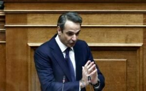 Greek PM sets out roadmap for Greece 2.0