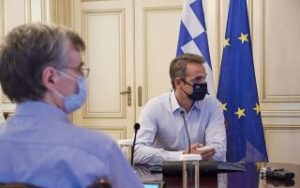 Prime Minister urges Greeks to persevere with coronavirus measures