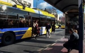 Public transport operator aiming at smart buses