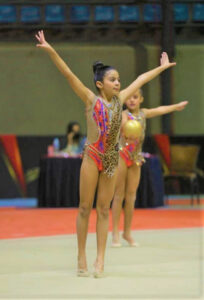 9-Year-Old Greek Girl is the Gymnastics Sensation of Egypt