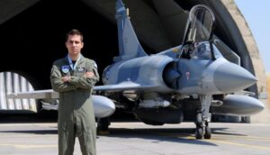 Greece Honors Baltadoros, The Pilot Who Fell Defending Aegean Skies