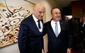 Greek FM's Turkey visit seen as possible turning point