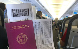 Greek Passport Eighth Most Powerful in the World