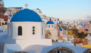How To Stay On The Cheap on Santorini Island