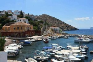 Hydra Offers History and Stunning Beauty in Complete Serenity