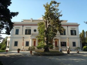Mon Repos: The Greek Villa in Corfu Where Prince Philip was Born