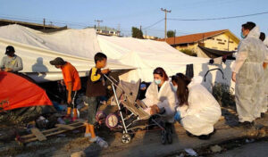 Number of Refugees at Lesvos Camp Declines Significantly