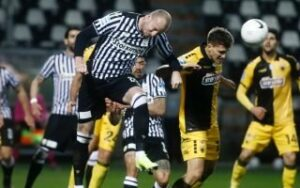 Olympiakos, PAOK start playoffs with victories