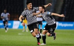 PAOK beats AEK to set up Cup final with Olympiakos