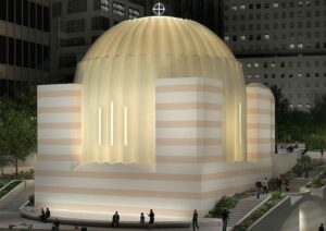 Saint Nicholas Shrine in NYC to be Clad in Same Marble as the Parthenon