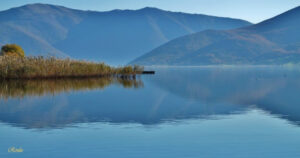 The Ten Most Beautiful Lakes in Greece