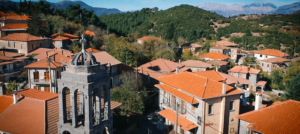 Vytina: A Beautiful Greek Mountain Town Surrounded by Forests