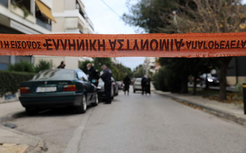 Man gunned down in northern Athens
