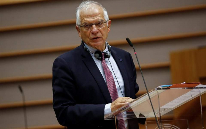 Turkey-EU ties on better footing, EU's Borrell says